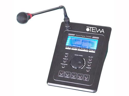 TA3998远程遥控寻呼话筒