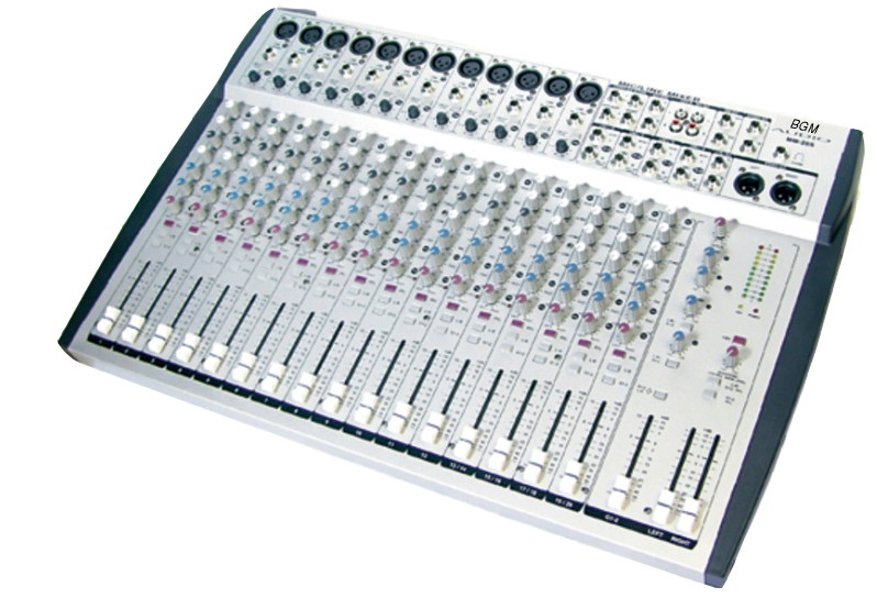 调音台MM-20S