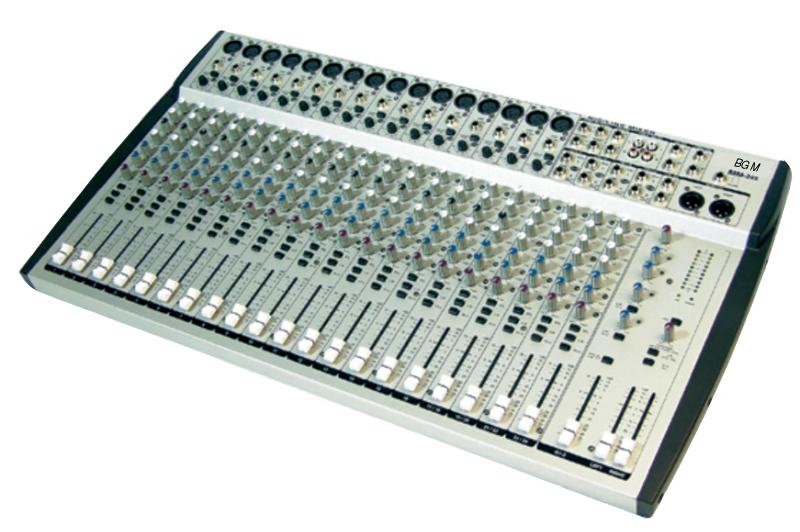 调音台MM-24S