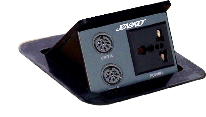 AB8367欧宝体肓登录桌面弹出式插座