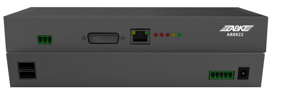 AB8822分布式数字高清音视频矩阵输入终端