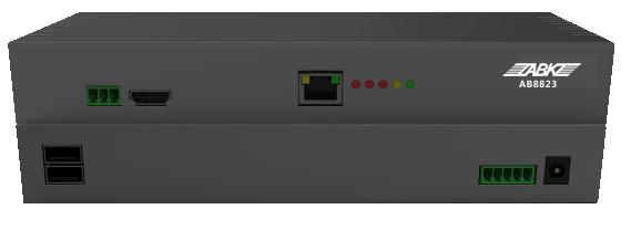 AB8823分布式数字高清音视频矩阵输入终端
