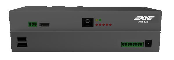 AB8826分布式数字高清音视频矩阵输入终端