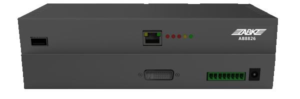 AB8826分布式数字高清音视频矩阵输出终端