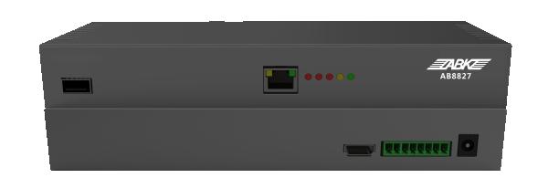 AB8827分布式数字高清音视频矩阵输出终端