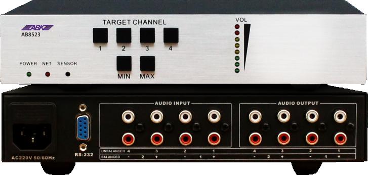 AB8524音量控制器