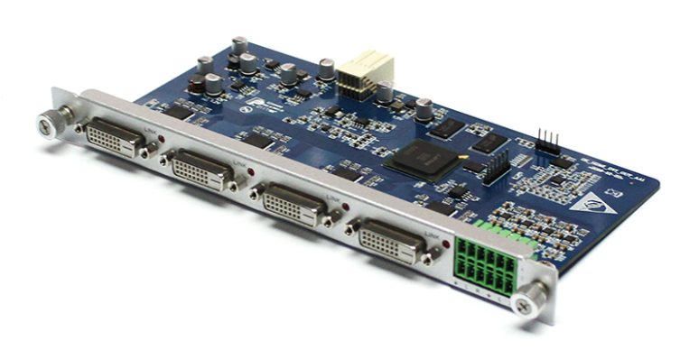 AB8204DR数字高清音视频输入卡