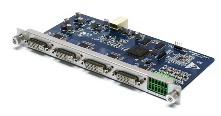 AB8204HC数字高清音视频输出卡