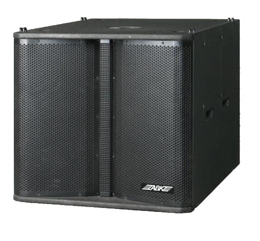 ZL8520S无源线阵列超低音箱