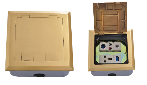 AB8699A多媒体地面插座
