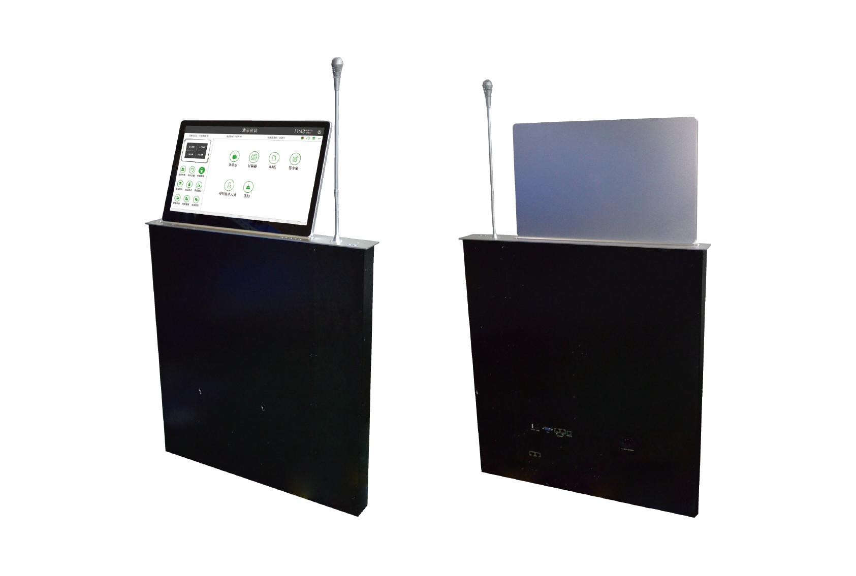 ZA7115TS全高清电容式超薄型欧宝体肓登录升降终端